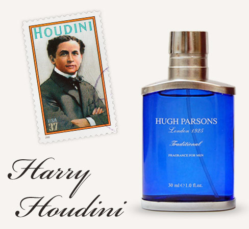 "Harry Houdini & Hugh Parsons Duft ""Traditional"""