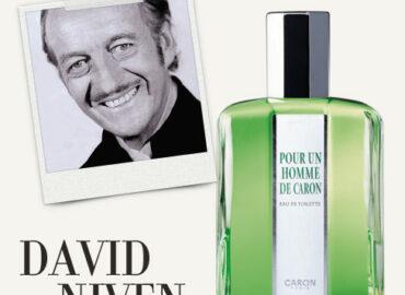 Ein Mann, ein Duft: David Niven vs. Pour un Homme