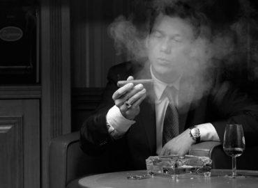 Vom Rauchen im Allgemeinen und im Besonderen…