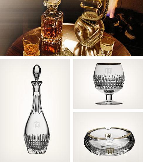 Geschenkideen von und für Gentlemen: Edle Trinkgefäße von Arnstadtkristall