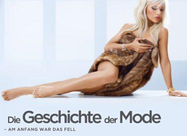 Die Geschichte der Mode: Am Anfang war das Fell