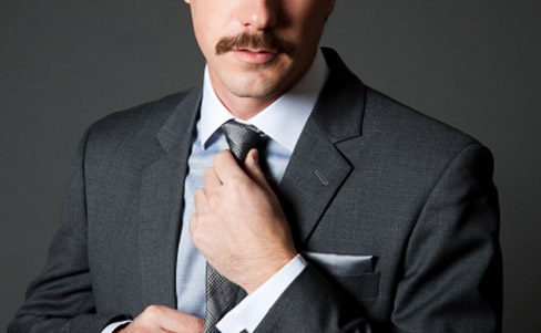 Movember – Schnurrbärte gegen Prostatakrebs