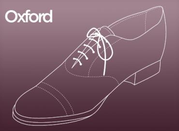 Der Oxford-Schuh