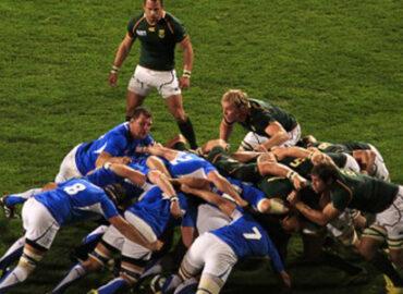Rugby – harter aber fairer Gentleman-Sport
