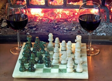 Gentleman-Sport: Schach