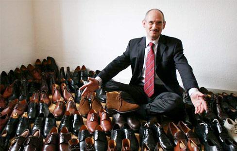 Über den Sinn von Schuhpflege
