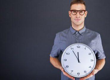 Pünktlichkeit – Wer zu spät kommt, den bestraft das Leben