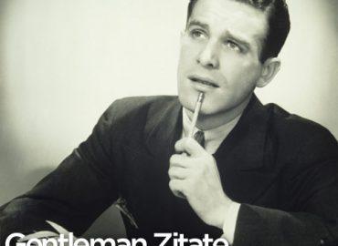Gentleman-Zitate: Alphonse Allais
